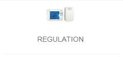 régulation chauffage