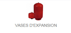 vases d'expansion