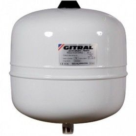Vase d'expansion GITRAL de 5L à 35L