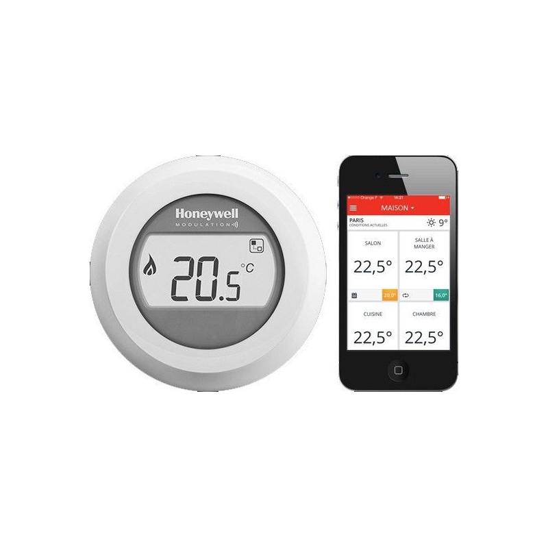 Thermostat connecté sans fil Y87RF