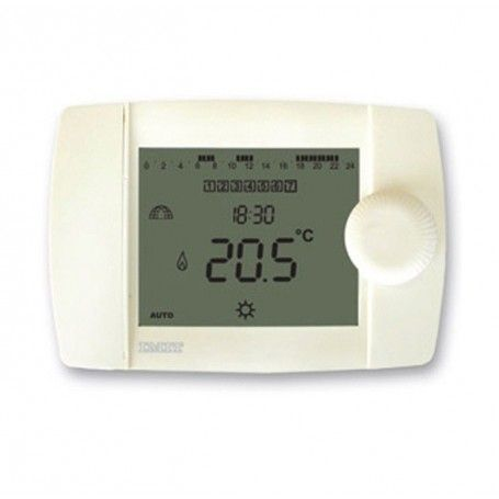 Thermostat d'ambiance programmable