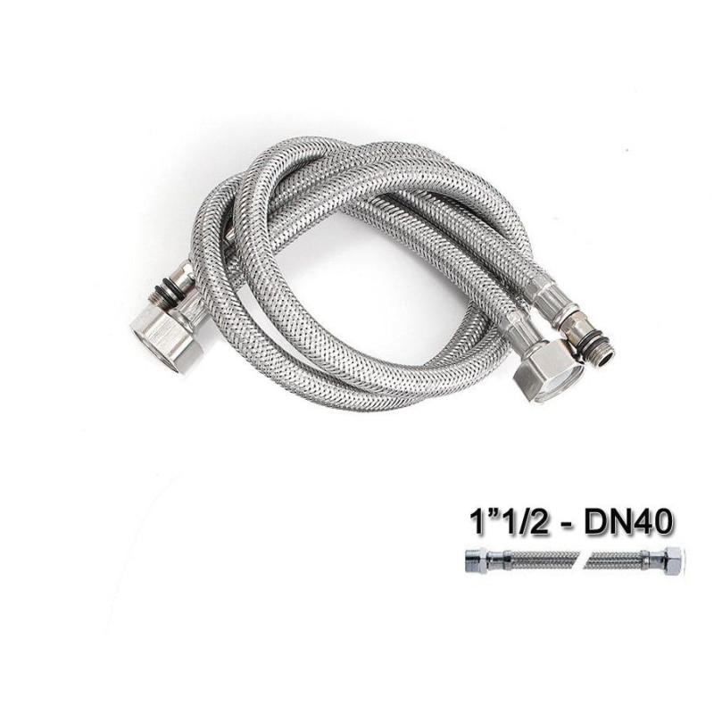 Flexible de chauffage Mâle/Fem 1'1/2 - DN40
