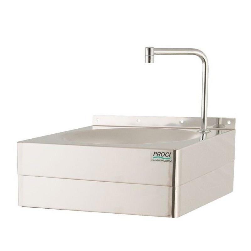 Lave-mains  à volet frontal PROCI
