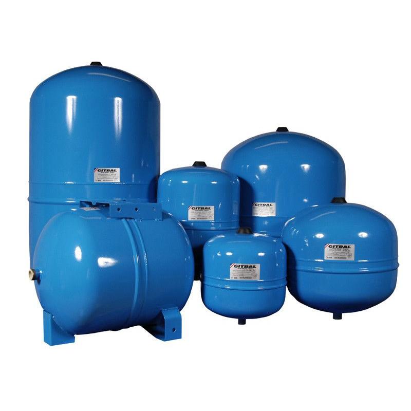 Vase d'expansion sanitaire 50L - 600L