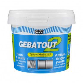 Pâte à Joints GEBATOUT 2 - 500g