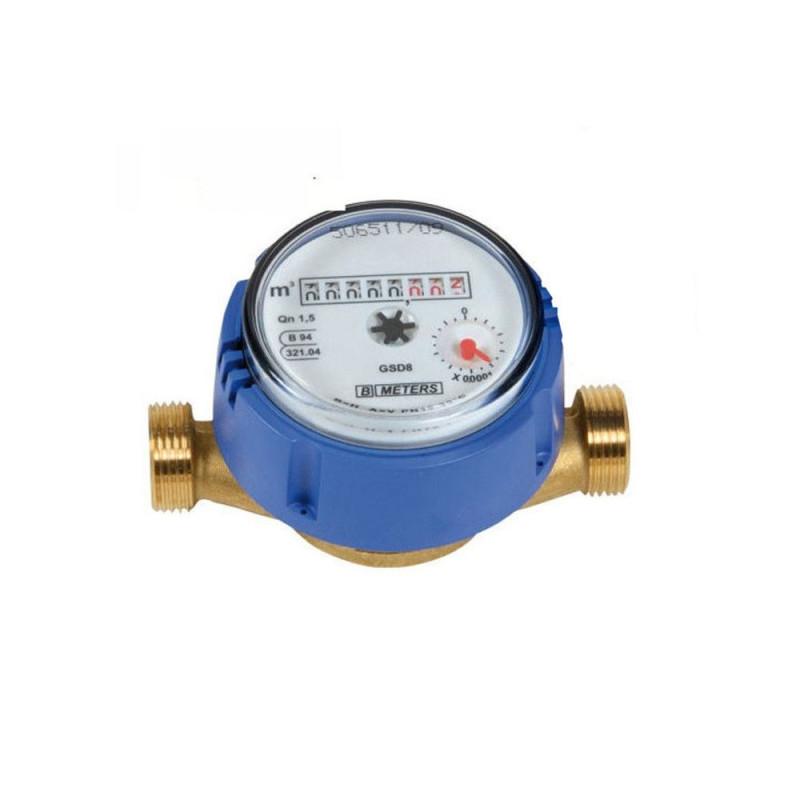 """Compteur divisionnaire eau froide DN20 - 1"""""""