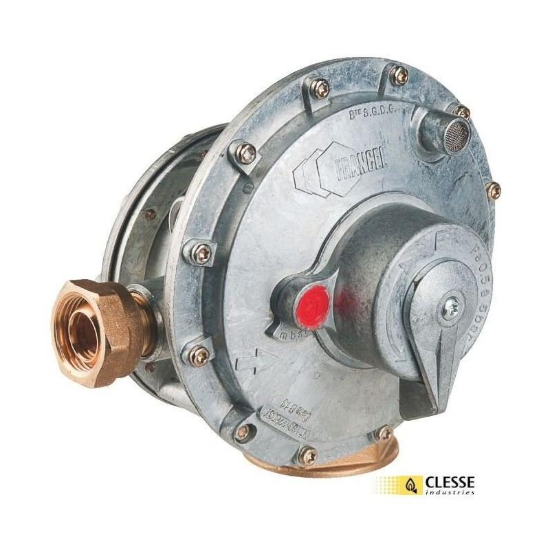 Régulateur gaz b25n
