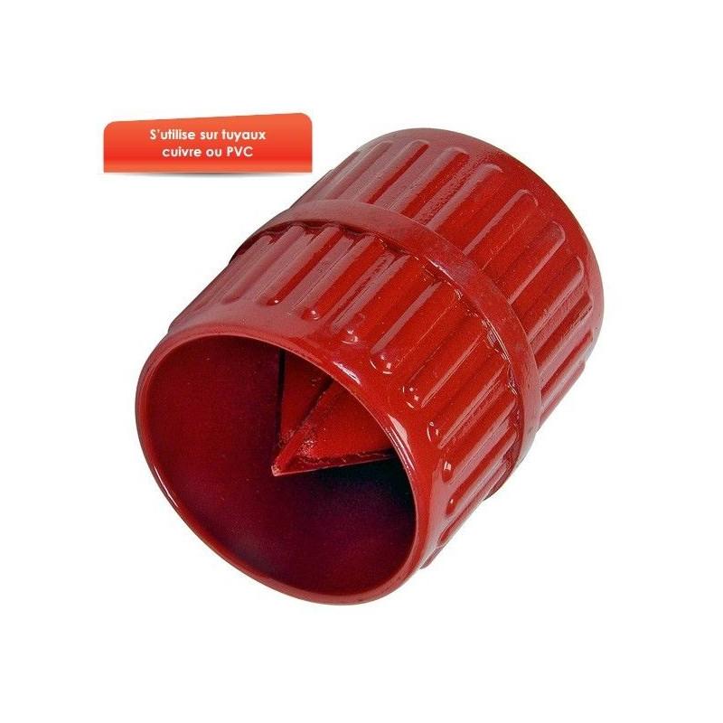 Ebavureur Cuivre - PVC Extérieur / Intérieur