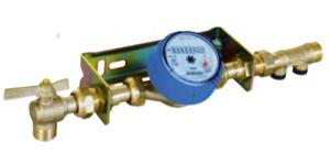 installation compteur d'eau