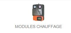 modules de chauffage